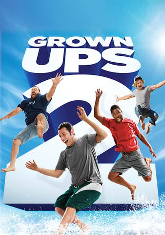 Grown Ups 2 SD VUDU or SD MoviesAnywhere