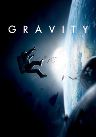 Gravity HDX VUDU or HD MoviesAnywhere