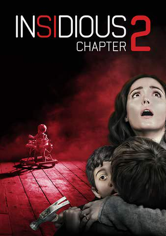Insidious: Chapter 2 SD VUDU or SD MoviesAnywhere
