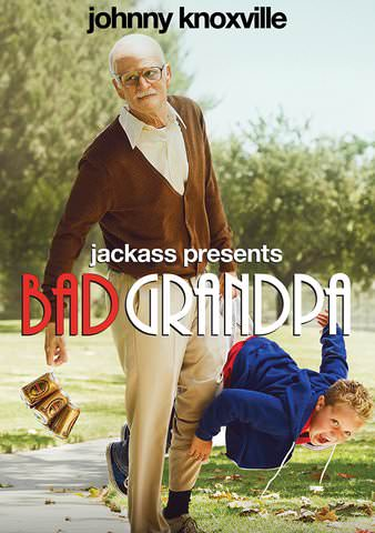 Bad Grandpa HD iTunes