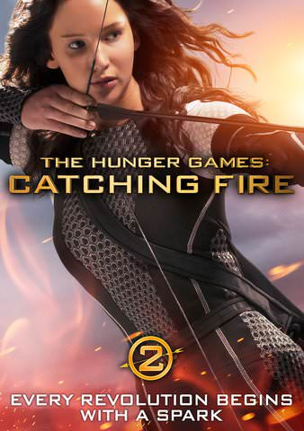 Hunger Games: Catching Fire SD VUDU