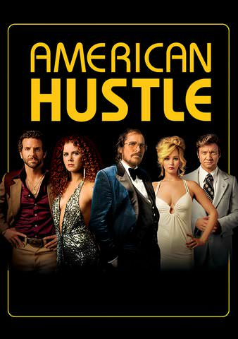 American Hustle SD VUDU or SD MoviesAnywhere