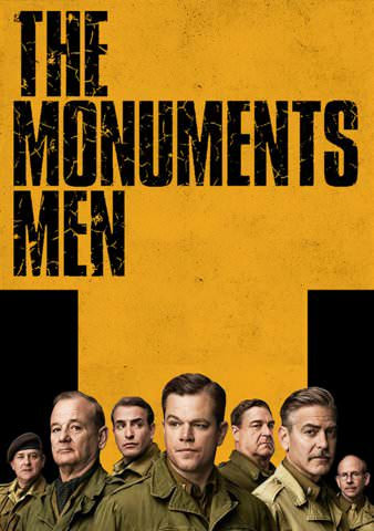 Monuments Men SD VUDU or SD MoviesAnywhere