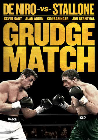 Grudge Match HDX VUDU or HD MoviesAnywhere
