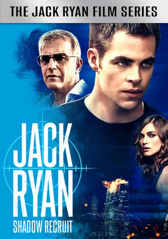 Jack Ryan: Shadow Recruit 4K iTunes