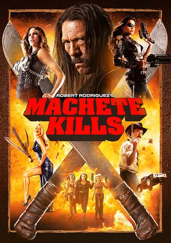 Machete Kills HD iTunes