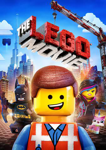 The Lego Movie SD VUDU