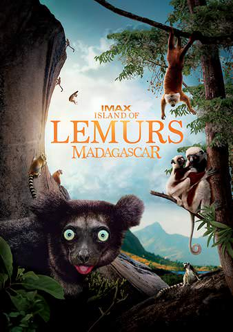 Island of Lemurs: Madagascar HDX VUDU or HD MoviesAnywhere