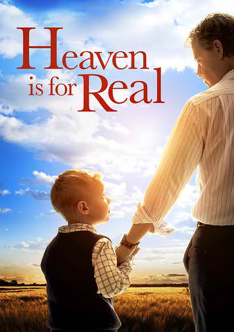 Heaven Is For Real SD VUDU or SD MoviesAnywhere