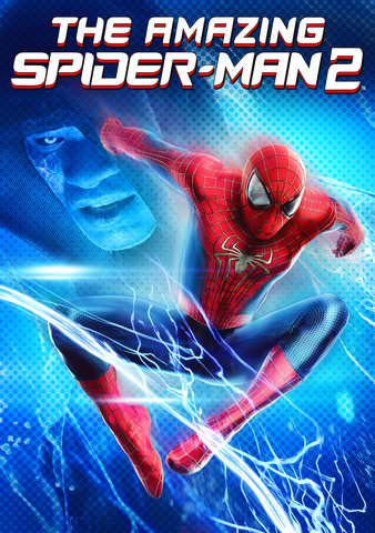 The Amazing Spider-Man 2 SD VUDU or SD MoviesAnywhere