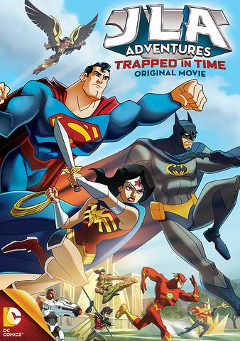 Justice League adventures: Trapped in Time HDX VUDU or HD MoviesAnywhere