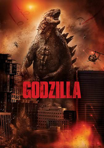 Godzilla SD VUDU or HD MoviesAnywhere