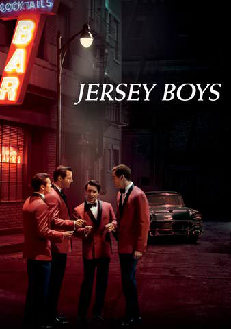 Jersey Boys SD VUDU or HD MoviesAnywhere