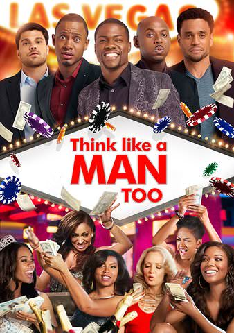 Think Like a Man Too SD VUDU or SD MoviesAnywhere
