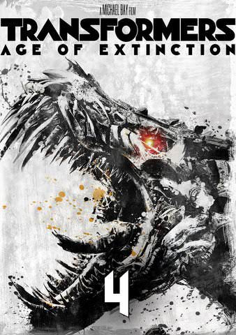 Transformers: Age of Extinction 4K iTunes