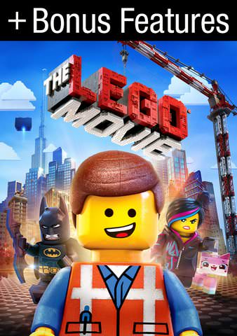The Lego Movie (Plus Bonus Features) HDX VUDU