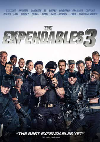 The Expendables 3 4K iTunes