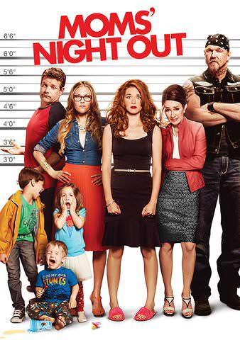 Moms' Night Out SD VUDU or SD MoviesAnywhere