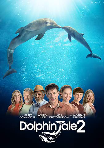 Dolphin Tale 2 SD VUDU or HD MoviesAnywhere
