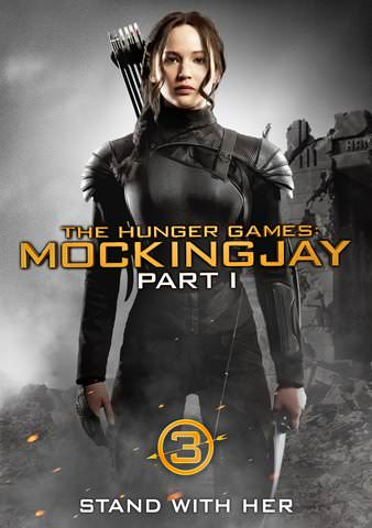 The Hunger Games: Mockingjay Part 1 HDX VUDU