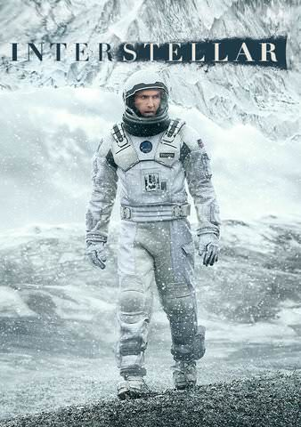 Interstellar 4K iTunes