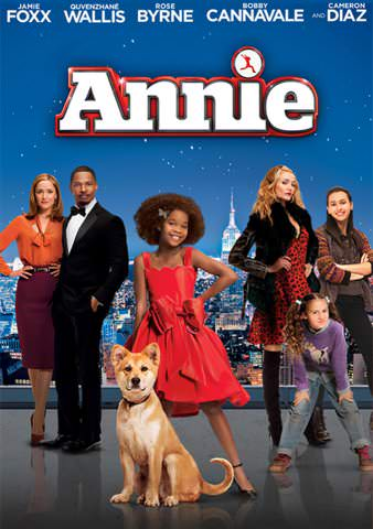 Annie SD VUDU or SD MoviesAnywhere