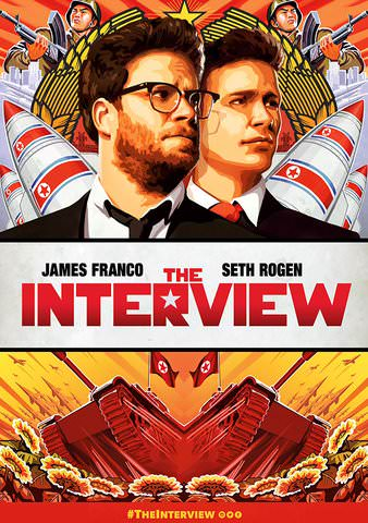 The Interview SD VUDU or SD MoviesAnywhere