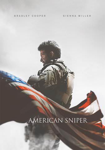 American Sniper HDX VUDU or HD MoviesAnywhere