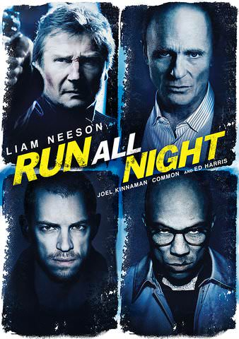 Run All Night HDX VUDU or HD MoviesAnywhere