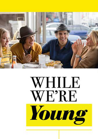 While We're Young SD VUDU