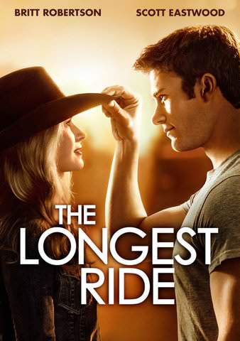 The Longest Ride HDX VUDU or HD MoviesAnywhere