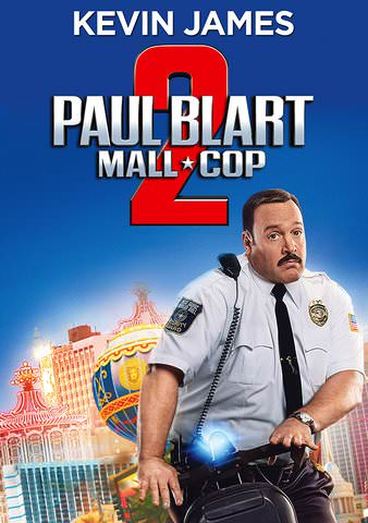 Paul Blart: Mall Cop 2 SD VUDU or SD MoviesAnywhere