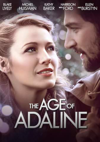 The Age of Adaline SD VUDU