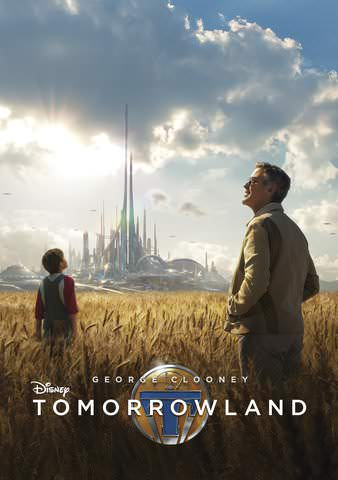 Tomorrowland HDX VUDU or HD MoviesAnywhere