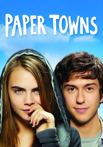 Paper Towns HDX VUDU or HD MoviesAnywhere