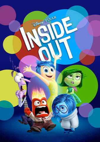 Inside Out HDX VUDU or HD MoviesAnywhere
