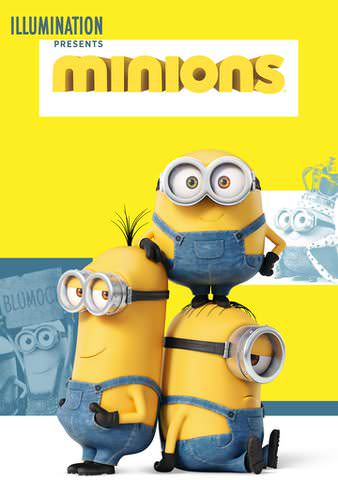 Minions HDX VUDU or HD MoviesAnywhere