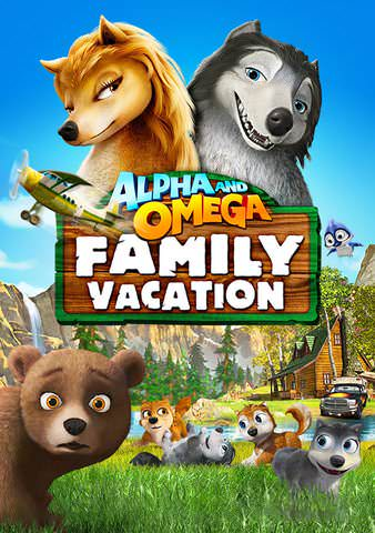 Alpha & Omega: Family Vacation SD VUDU