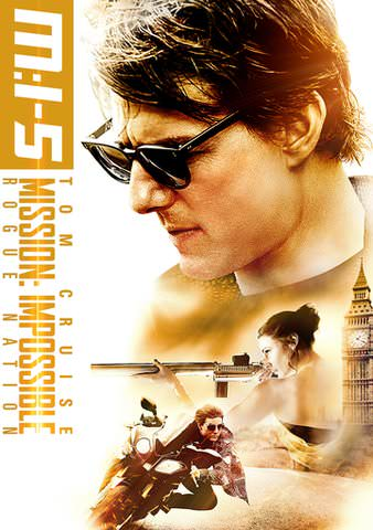 Mission: Impossible - Rogue Nation HDX VUDU or HD MoviesAnywhere