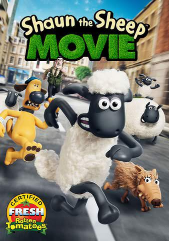 Shaun the Sheep Movie HDX VUDU