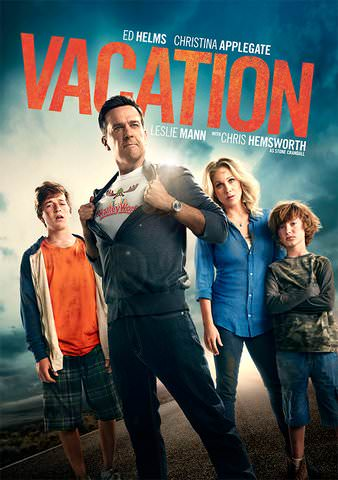 Vacation HDX VUDU or HD MoviesAnywhere