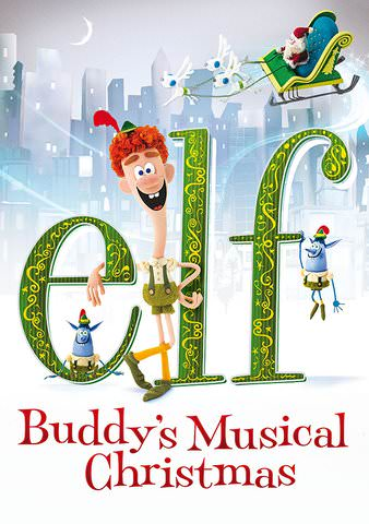 Elf: Buddy's Musical Christmas HDX VUDU or iTunes via MA