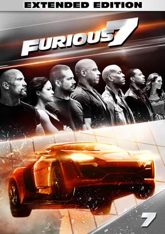 Furious 7 (Extended Edition) HD iTunes