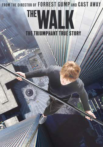 The Walk SD VUDU or SD MoviesAnywhere