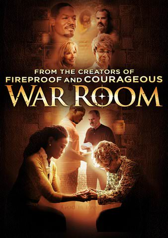 War Room SD VUDU or SD MoviesAnywhere