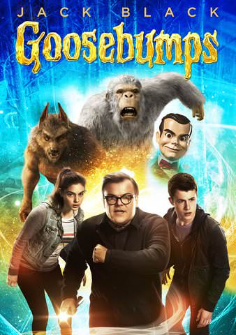 Goosebumps HDX VUDU or HD MoviesAnywhere