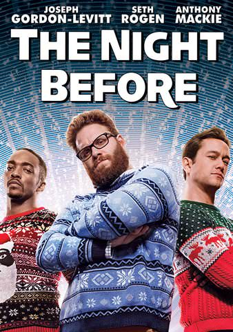 The Night Before SD VUDU or SD MoviesAnywhere