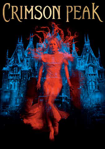 Crimson Peak HDX VUDU or HD MoviesAnywhere