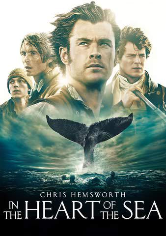 In the Heart of the Sea HDX VUDU or HD MoviesAnywhere
