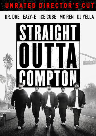 Straight Outta Compton (Unrated Director's Cut) HDX VUDU or HD MoviesAnywhere